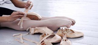 piedi danza classica