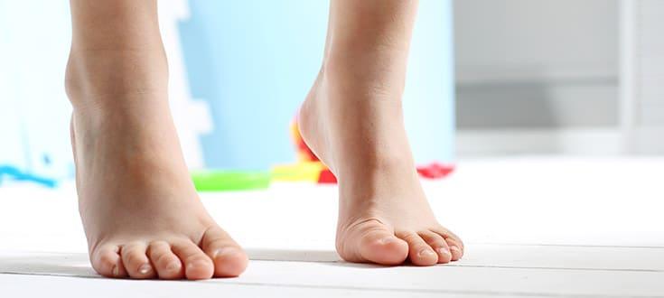 le deformità del piede
